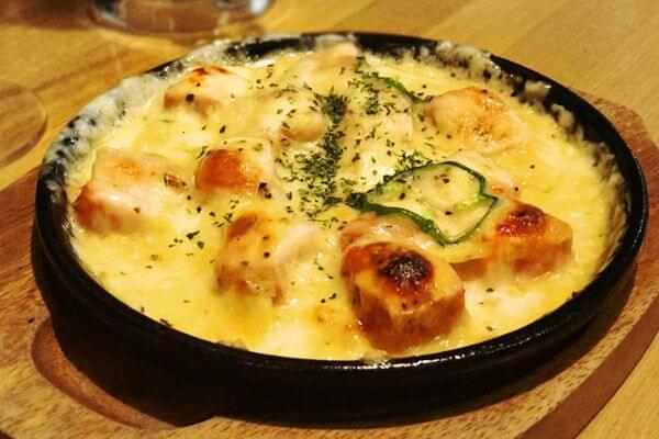 コロコロベーコンチーズ焼き