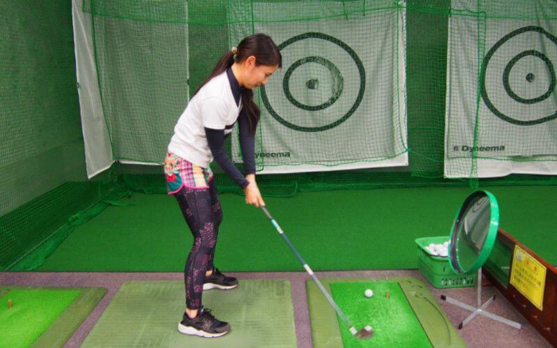 メガロス浜松市野ゴルフ