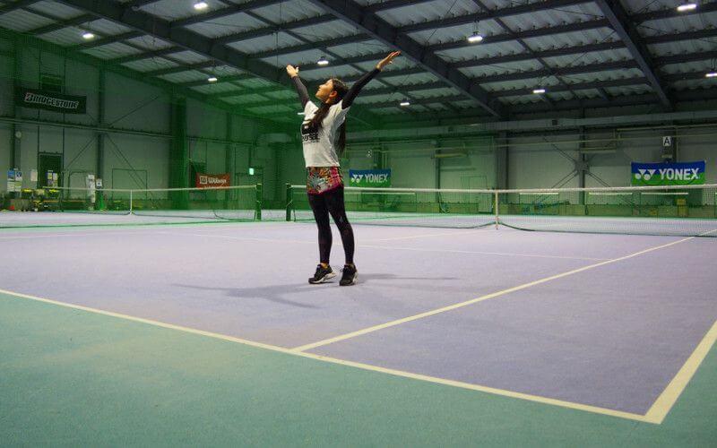 メガロス浜松市野テニス