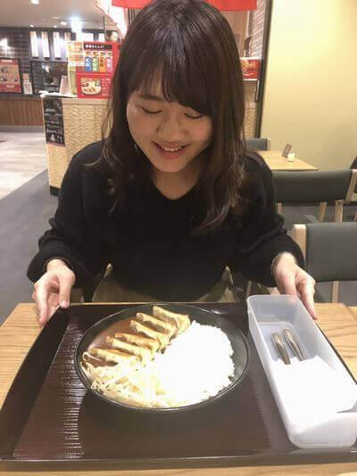 餃子カレー2